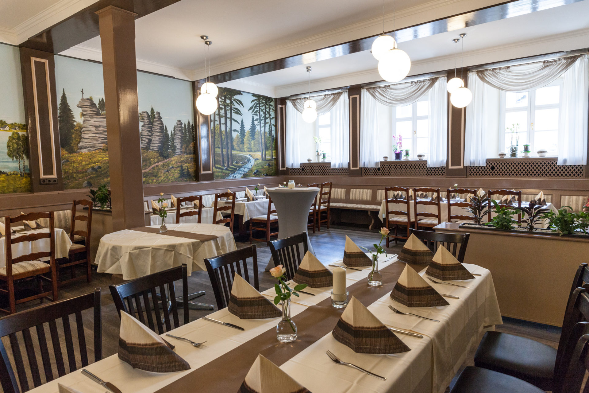Restaurant Post Hotel