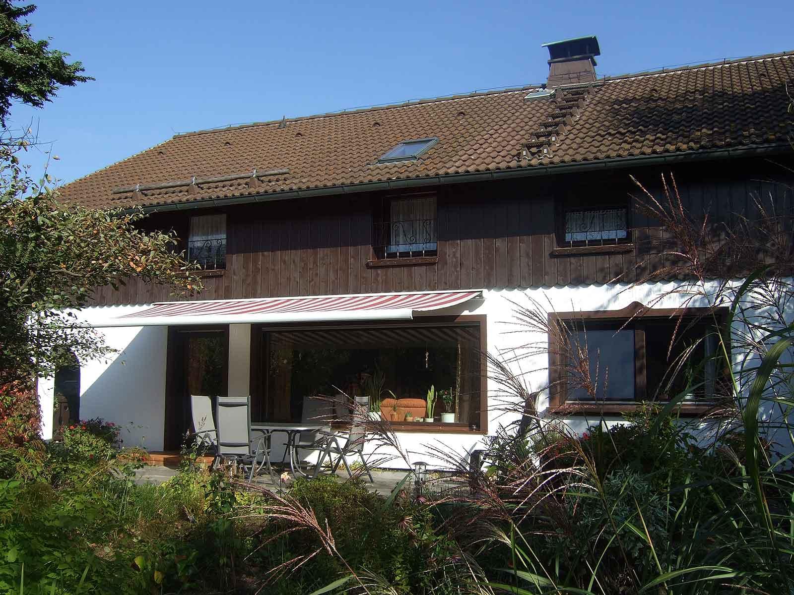 Haus Lange - Weißenstadt am See
