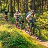 Radfahren in Weißenstadt