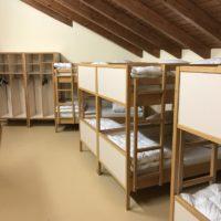 Schullandheim Mehrbettzimmer