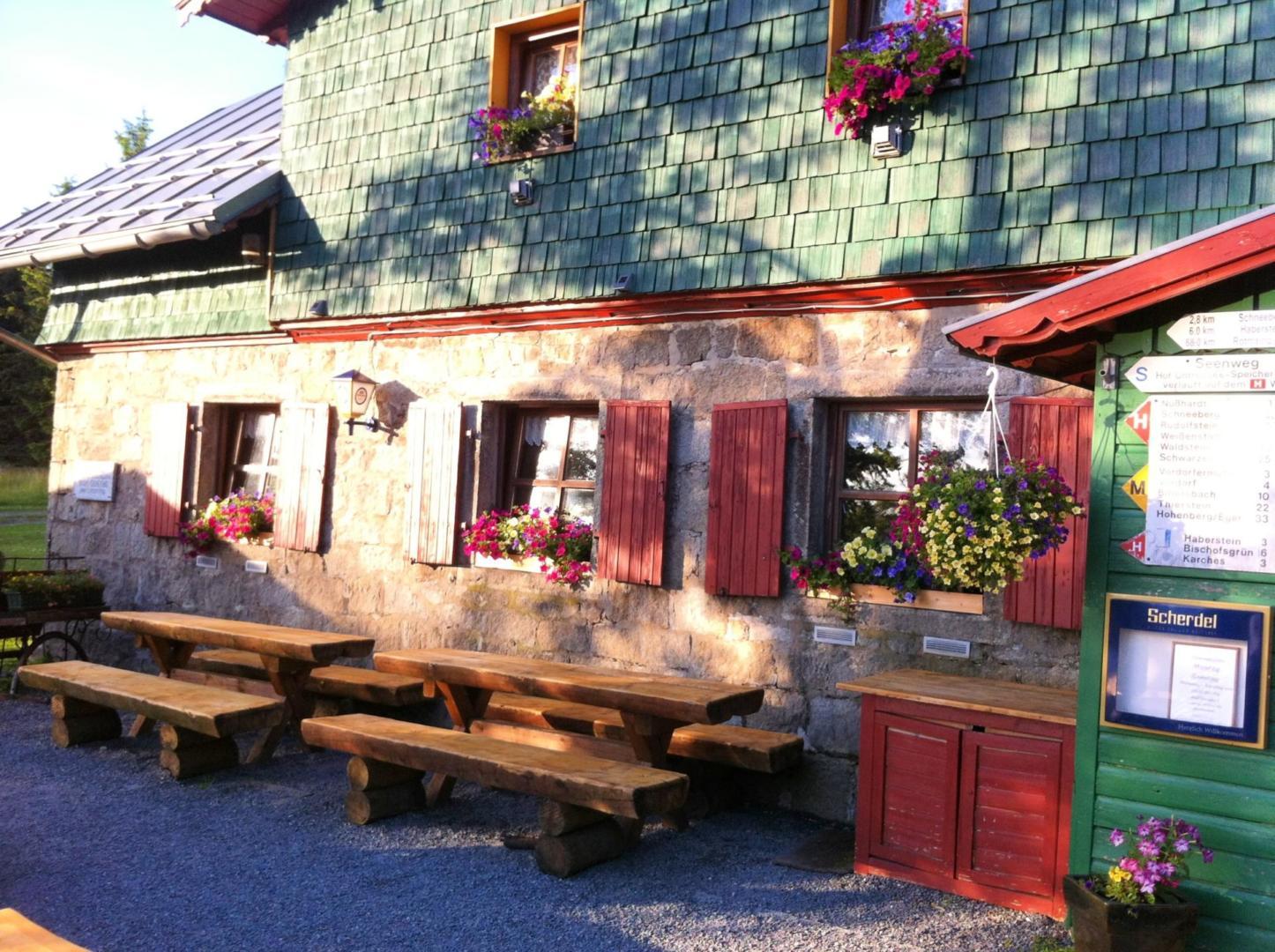 Gaststätte Seehaus