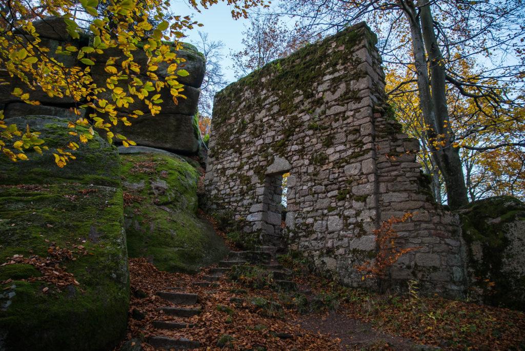 Burgruine Rotes Schloss