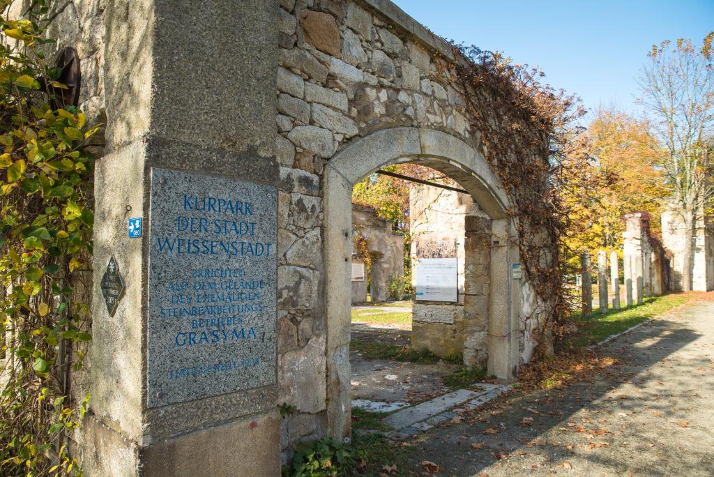 Kurpark Weißenstadt