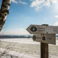 Wandern um Weissenstadt