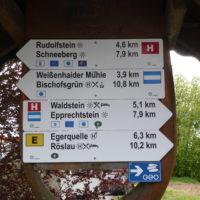 Wanderwegweiser