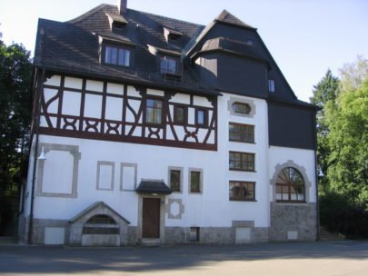 Pfarrer Hacker Haus