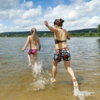 Wassersport Weissenstadt