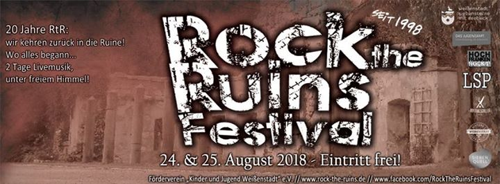 Rock the Ruins 2018