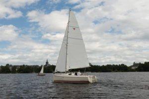 Wassersport Segelsport