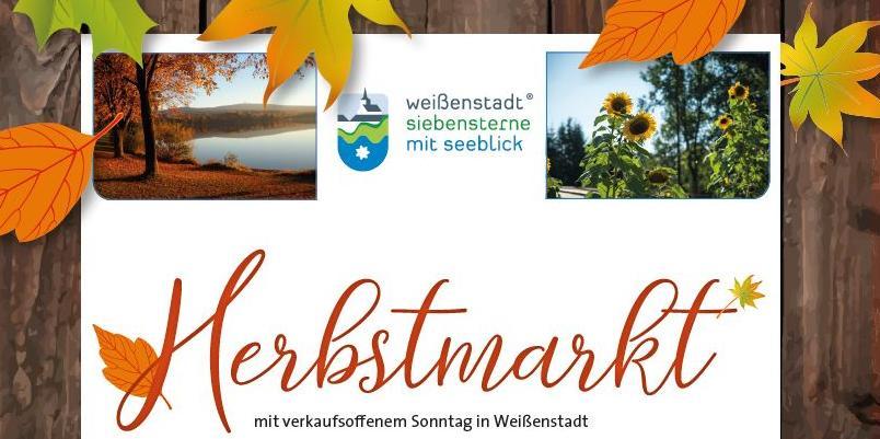 Herbstmarkt Schriftzug
