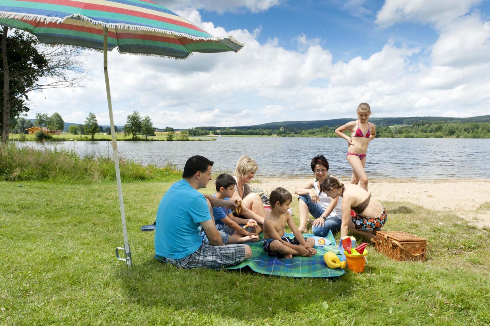 Familien und Kinder in Weissenstadt