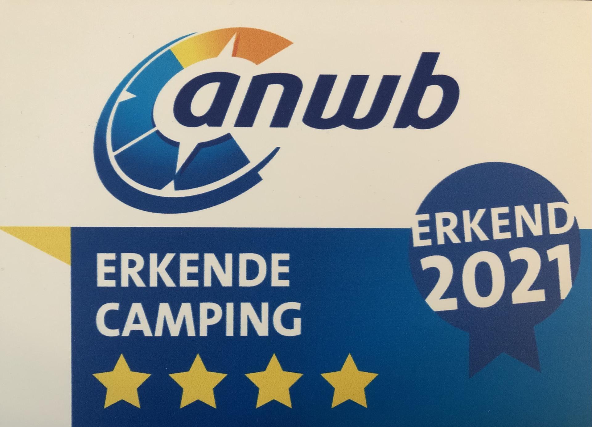 Auszeichnung Campinplatz adac2021