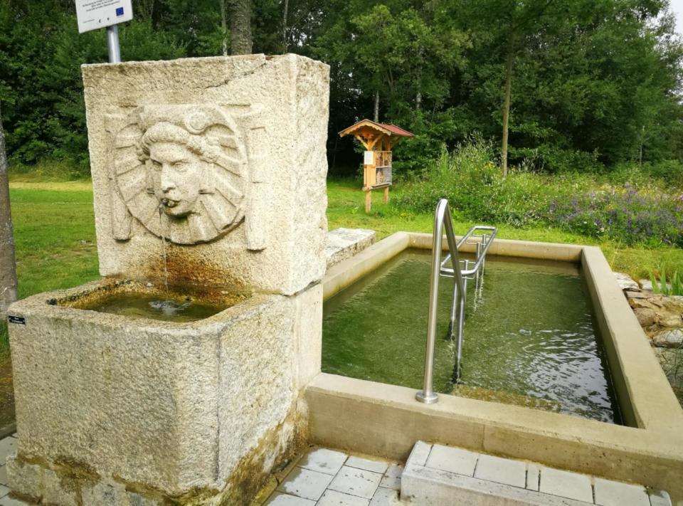 Kurpark Kneippbecken