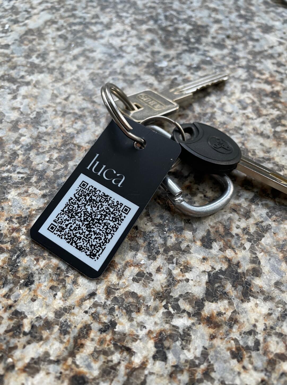 Schlüsselanhänger Luca App